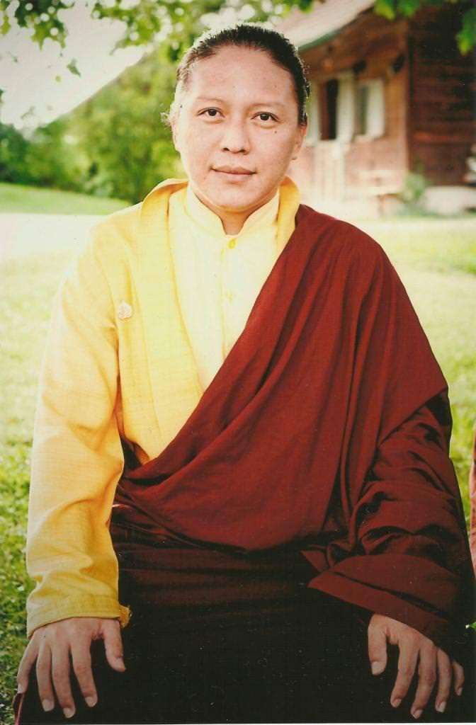 Lhuntrul Dechen Gyurme Rinpoche